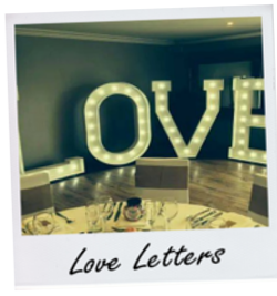 Love Letter Hire in Glasgow